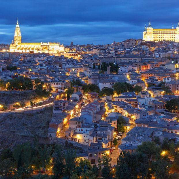 Rutas nocturnas por Toledo (BigStock)