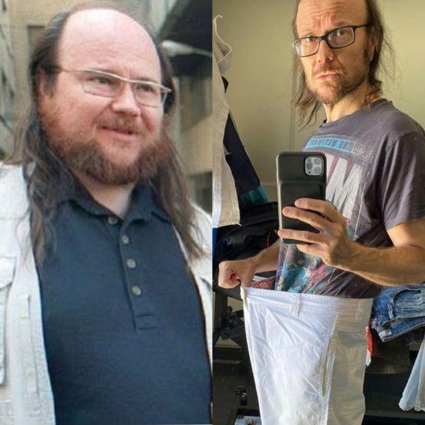 Santiago Segura desvela cuál es la dieta que le ha hecho perder 50 kilos