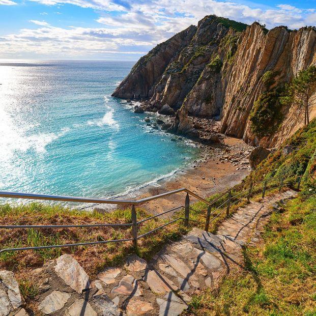 Las playas más bonitas de Asturias. Foto: bigstock