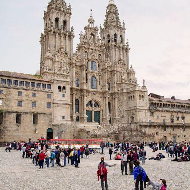 Descubrimos curiosidades y secretos de la catedral de Santiago en el Año Xacobeo. Foto: bigstock
