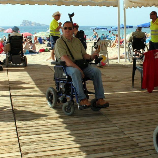 La OMT, Fundación ONCE y UNE impulsan la primera norma internacional sobre turismo accesible. Foto: Europa Press