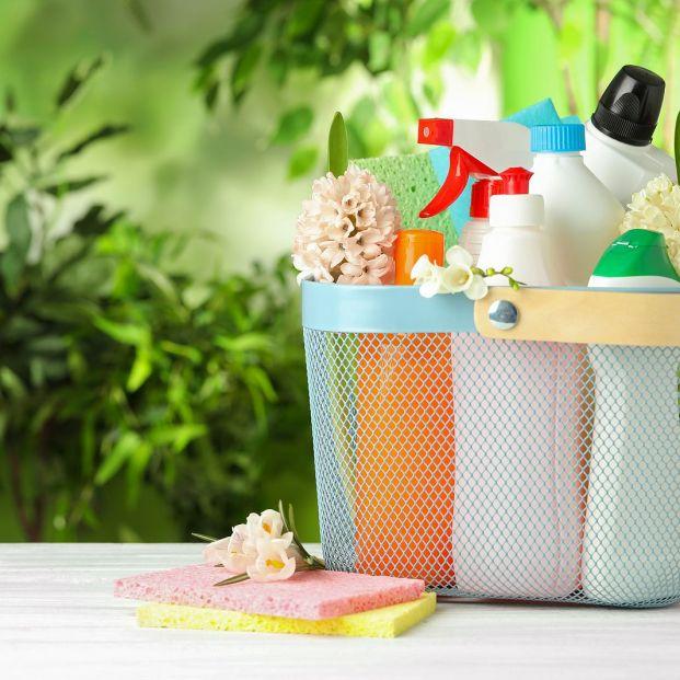 Consejos para la limpieza en verano Foto: bigstock