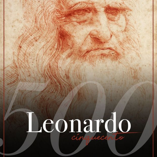 Cartel de Leonardo, quinto centenario (2019)