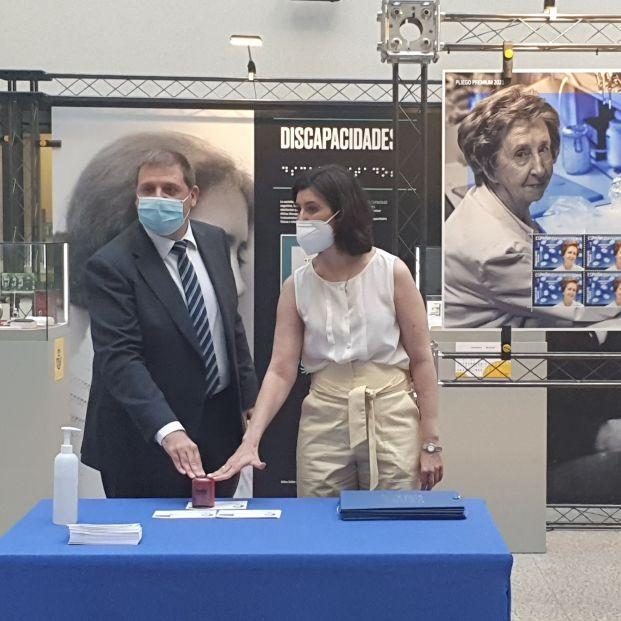 Margarita Salas, referente de la ciencia española, tendrá su propio sello