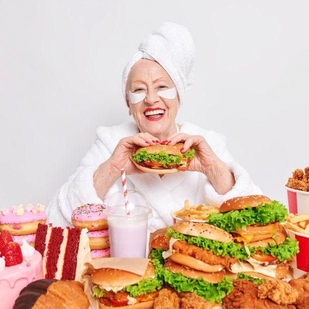 ¿Por qué comemos más cuando estamos cansados? Foto: bigstock