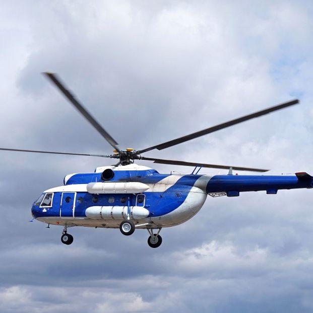 Helicóptero (bigstock)