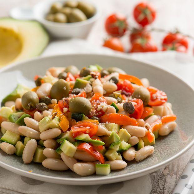 Las legumbres también son para el verano. Foto: Bigstock
