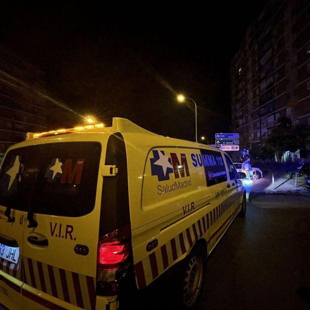 Detenido el marido de una mujer de 76 años a la que mató de un fuerte golpe en la cabeza. Foto: Europa Press