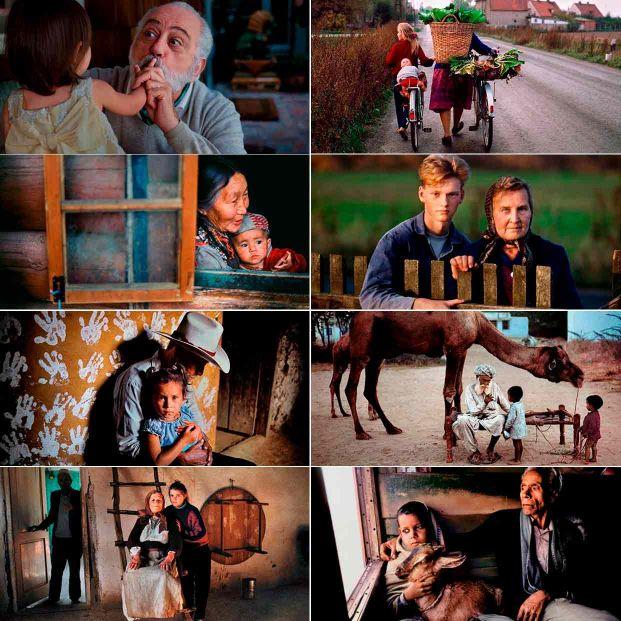 Las mejores fotos de abuelos de Steve McCurry