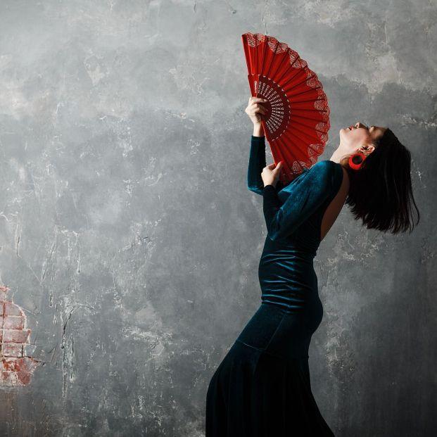 Flamenco fitness, lo último para divertirse y estar en forma. Foto: bigstock