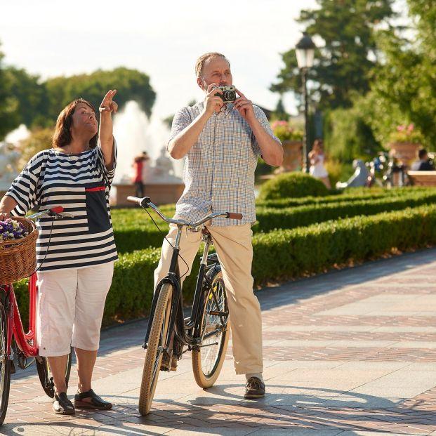 10 beneficios físicos de ir en bicicleta  (Foto Bigstock) 2