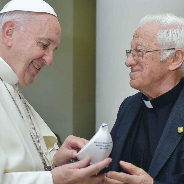 Día de los Abuelos 2021: Triple celebración religiosa de la mano del Papa y el Padre Ángel