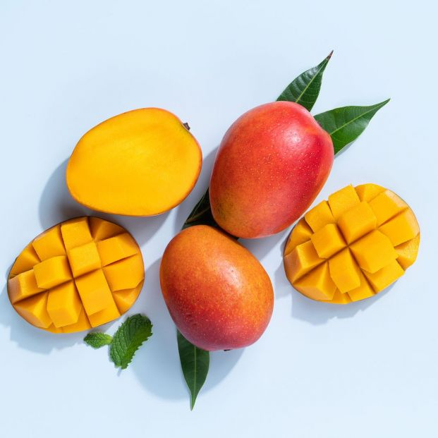 Prueba estas originales recetas con mango. Foto: bigstock