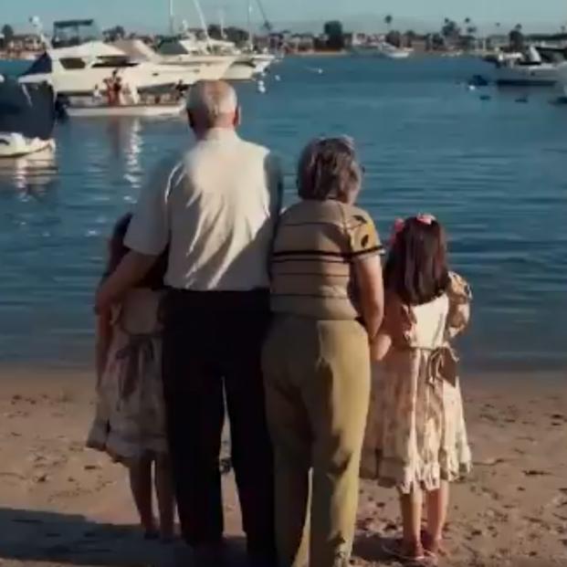 Postureo político en el Día de los Abuelos: hoy sí se acuerdan de los mayores