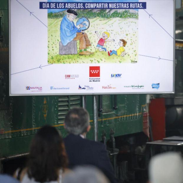 Madrid recupera las rutas culturales para mayores, suspendidas por la pandemia