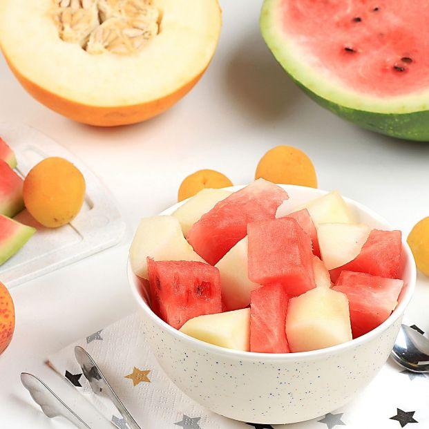Alimentos para hidratarnos en verano de manera natural. Foto: bigstock