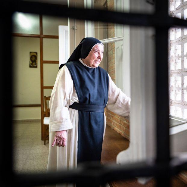 EuropaPress 3854339 monjas convento santa ana interior edificio 25 julio 2021 brihuega