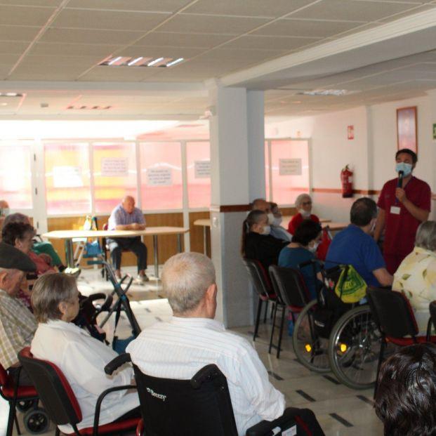 Brote de coronavirus en una residencia de Pedroche (Córdoba) con 60 mayores contagiados
