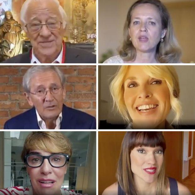 VÍDEO: Rostros conocidos reivindican el papel de los abuelos en 'Diles que les quieres'