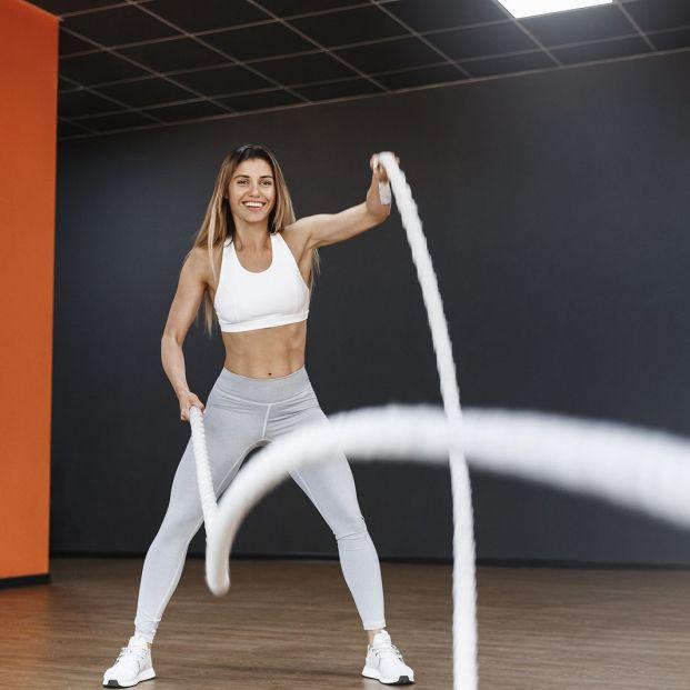 ¿Te quieres iniciar en el deporte de moda? Estos son los ejercicios básicos de CrossFit Foto: bigstock