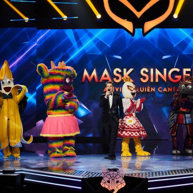 Llega la gran final de 'Mask Singer' con la esperada revelación de las 4 máscaras finalistas