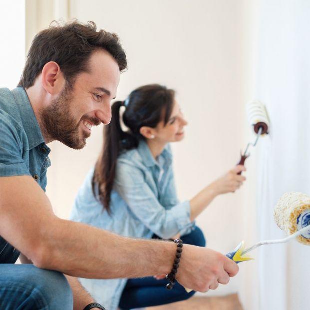 ¿Cansado del gotelé? Quítalo fácilmente siguiendo estos pasos Foto: bigstock