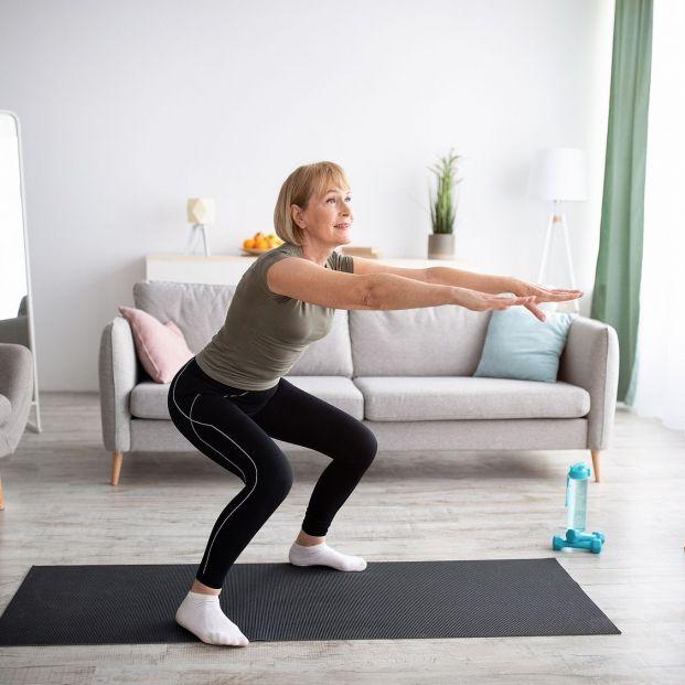 Ejercicios para fortalecer los músculos Foto: bigstock