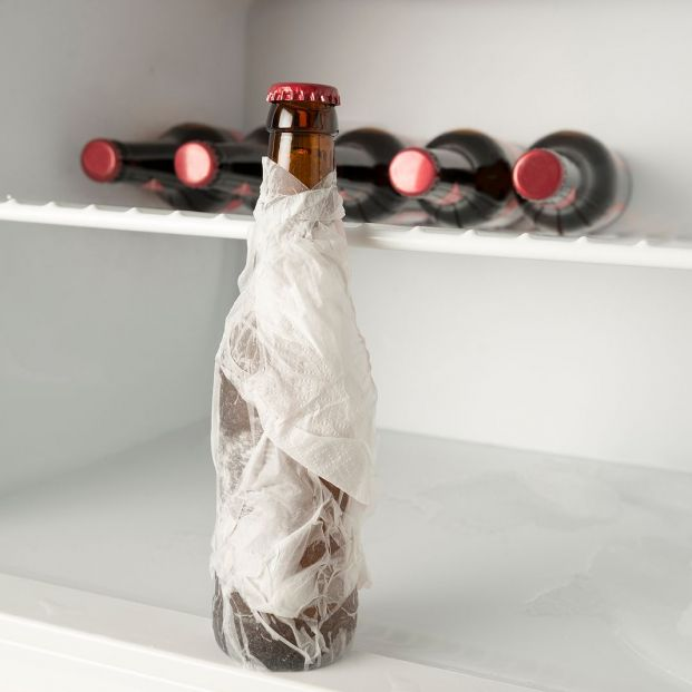 Cómo enfriar una bebida en tiempo récord Foto: bigstock