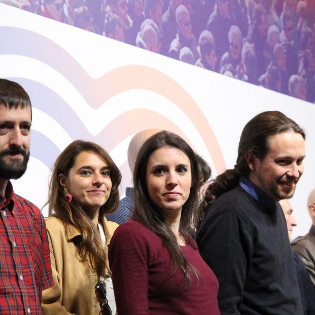 """Pablo Iglesias: """"Nos hubiera gustado un resultado mejor"""""""