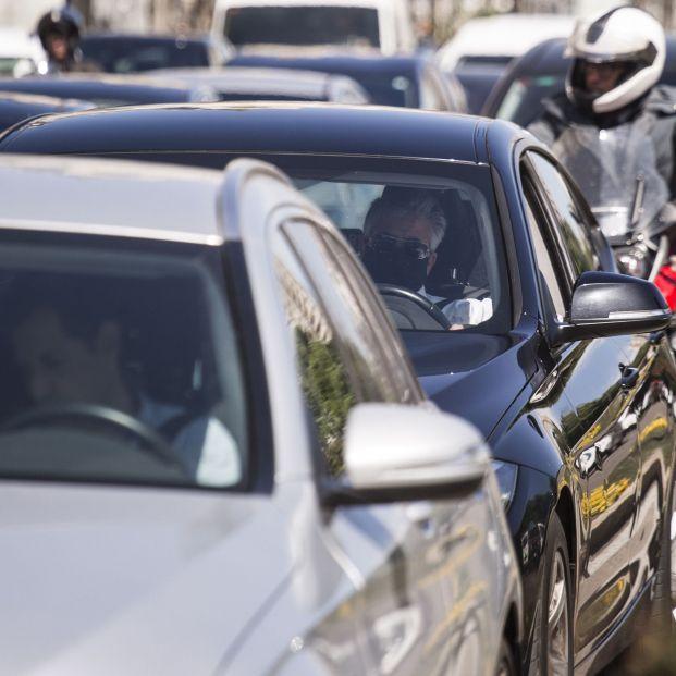 La Fiscalía pide por primera vez colaboración ciudadana para detectar infracciones de tráfico. Foto: Europa Press
