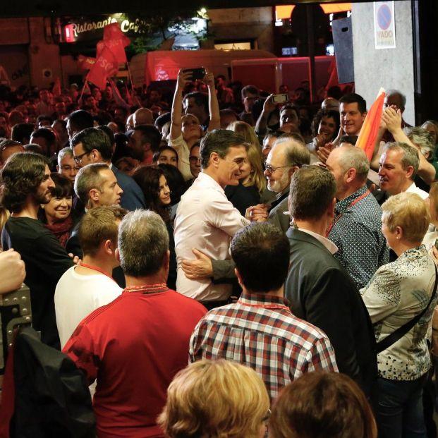 28A: Victoria del PSOE, pero... ¿ganan los mayores?