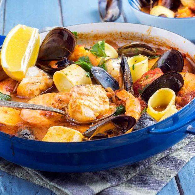 La receta más fácil y sabrosa de caldereta de pescado