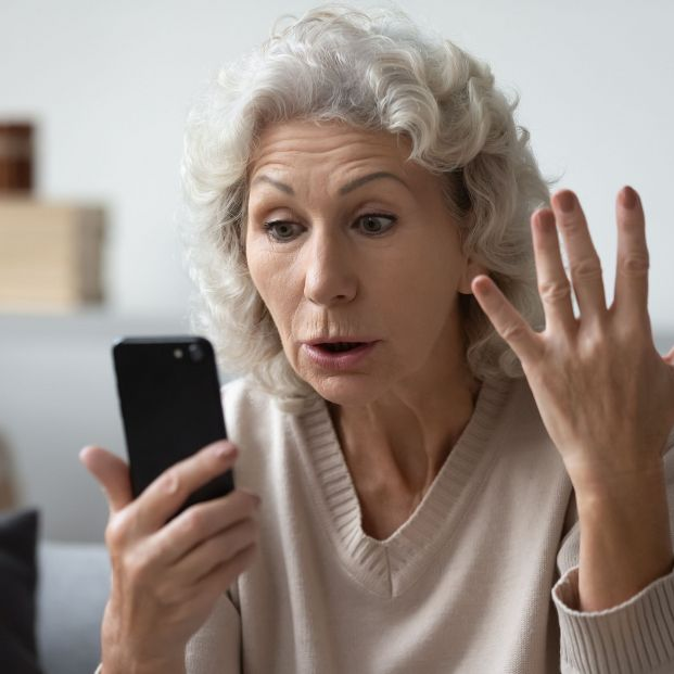 Si eres cliente de BBVA, cuidado con esta estafa que llega vía SMS Foto: bigstock