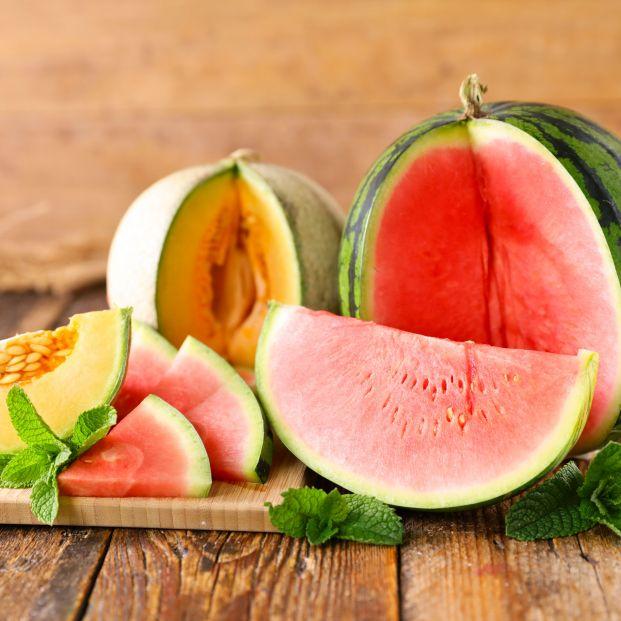 ¿Es malo comer melón o sandía por la noche?