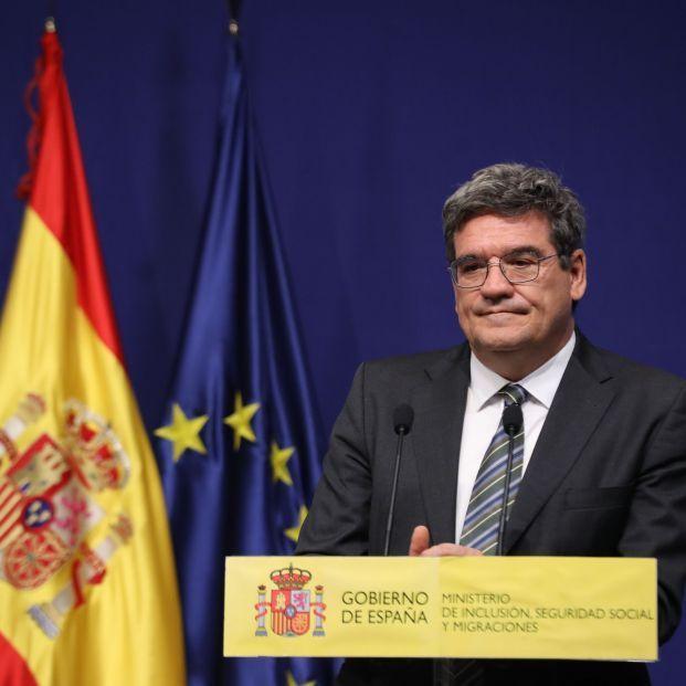 El ministro José Luis Ecrivá (EP)
