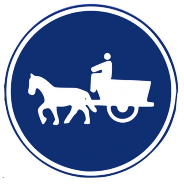 Tenemos más de 125 señales de tráfico que no están recogidas en el código de la circulación