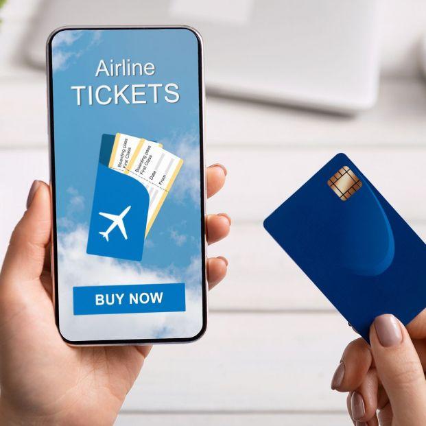¿Por qué cambia el precio de un billete de avión cuando hacemos varias búsquedas? Foto: bigstock