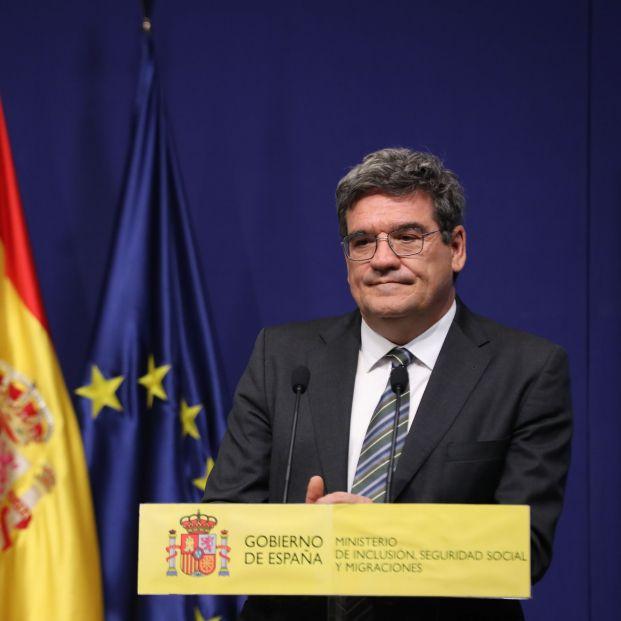 Rebatiendo el Informe del Ministro Escrivá sobre largas carreras de cotización. Pacto de Toledo. Foto: Europa Press