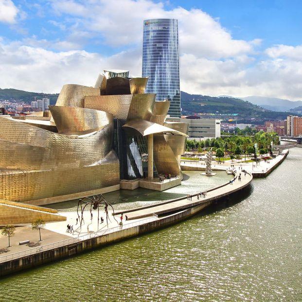 Cuatro museos que no pueden faltar en tu visita a Bilbao (Big stock)