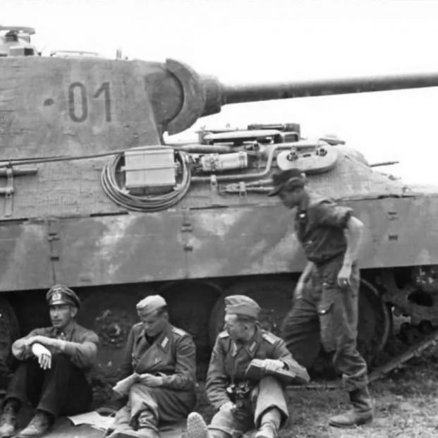 Multan con 250.000 € a un alemán de 84 años por tener un tanque Panther de 40 toneladas en su garaje