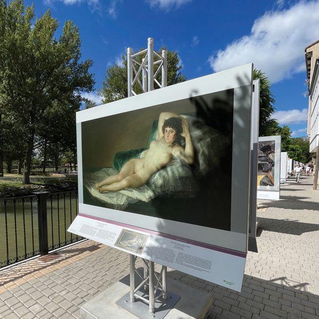 El Museo del Prado sale a las calles de Aguilar de Campoo