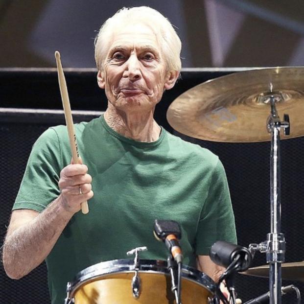 Charlie Watts. Los Rolling Stones se quedan sin su mítico batería para su próxima gira