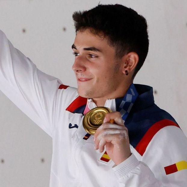 Orgullo de nieto: El gesto de la abuela de Alberto Ginés para recordar de por vida el oro olímpico