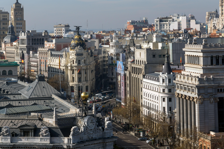 5 Terrazas En Las Alturas De Madrid Que Te Encantarán