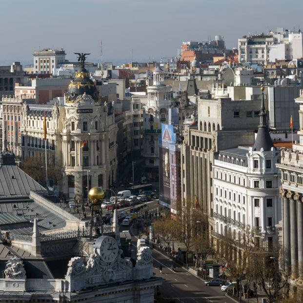 Alturas de Madrid (bigstock)