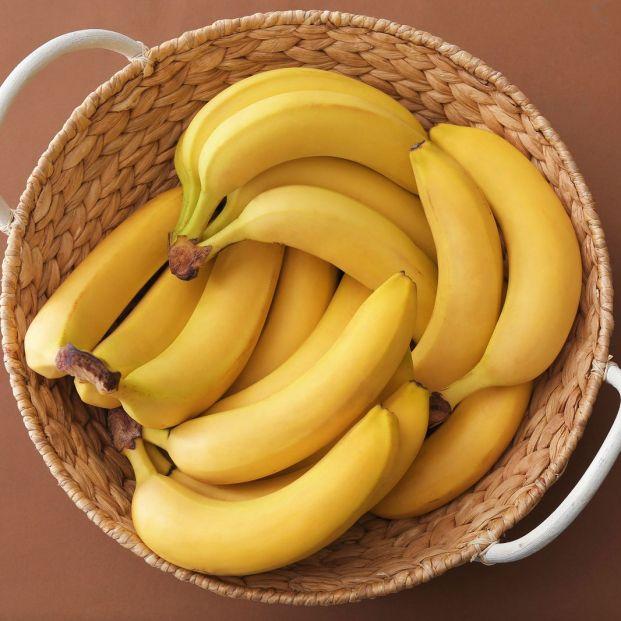 Los plátanos ayudan a combatir la hipertensión (bigstockphoto)