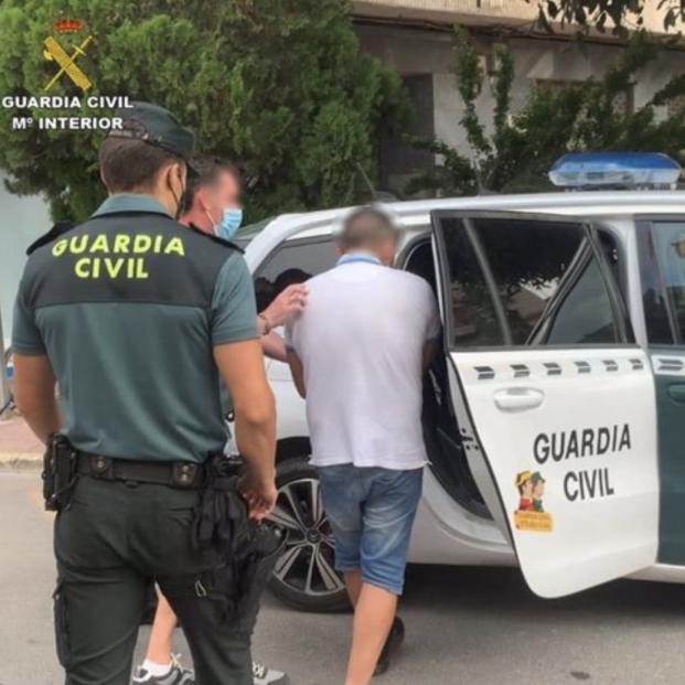 Agreden y roban a una octogenaria con andador que acababa de sacar dinero en el banco. Foto: Guardia Civil