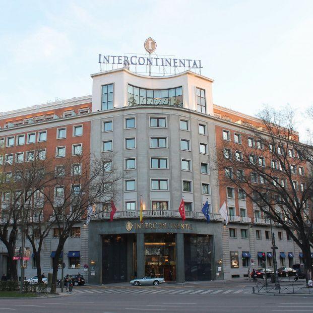 El resurgir del Hotel Intercontinental de Madrid tras año y medio cerrado por la pandemia