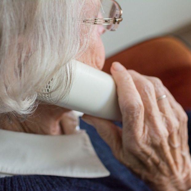 'Salamanca Acompaña', el programa que lucha contra la soledad no deseada en mayores de 60 años. foto: Europa Press