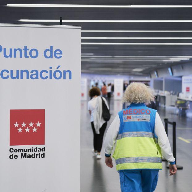 Adiós al Wanda: Madrid deja de vacunar en el estadio del Atlético por el inicio de LaLiga